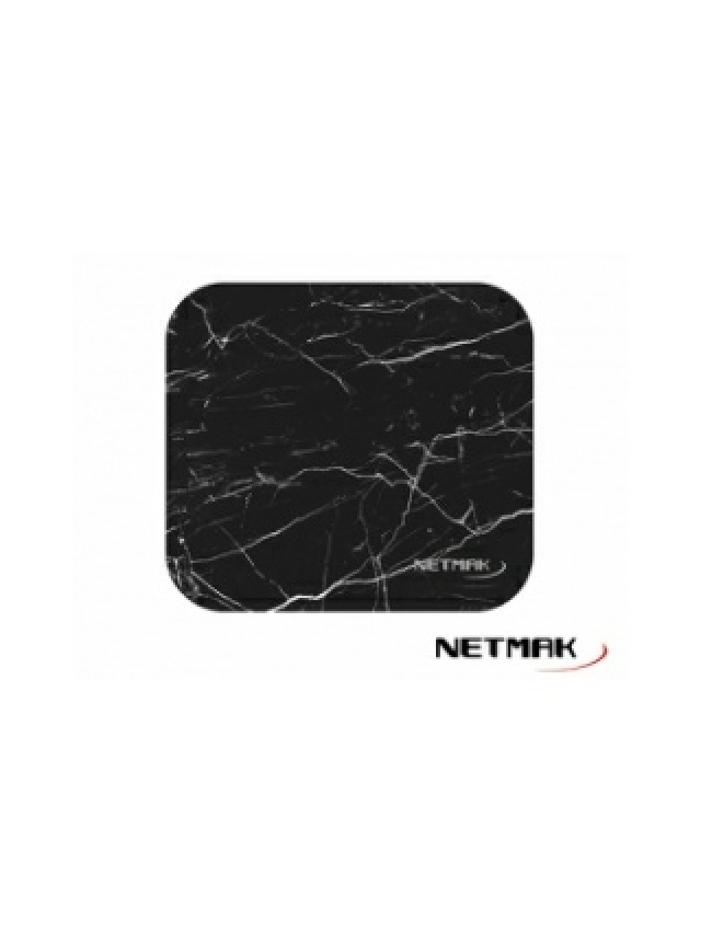 Mouse PAD Liso Marmol Negro NM-M1223 (5761)