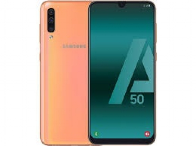 Samsung Galaxy A50 64gb 4gb Ram Triple Camara Original