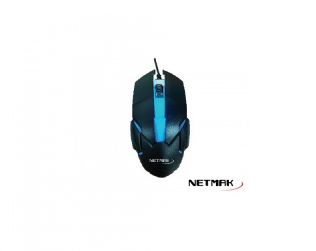 Mouse Gamer Retroiluminado NM-GALAX (5772)