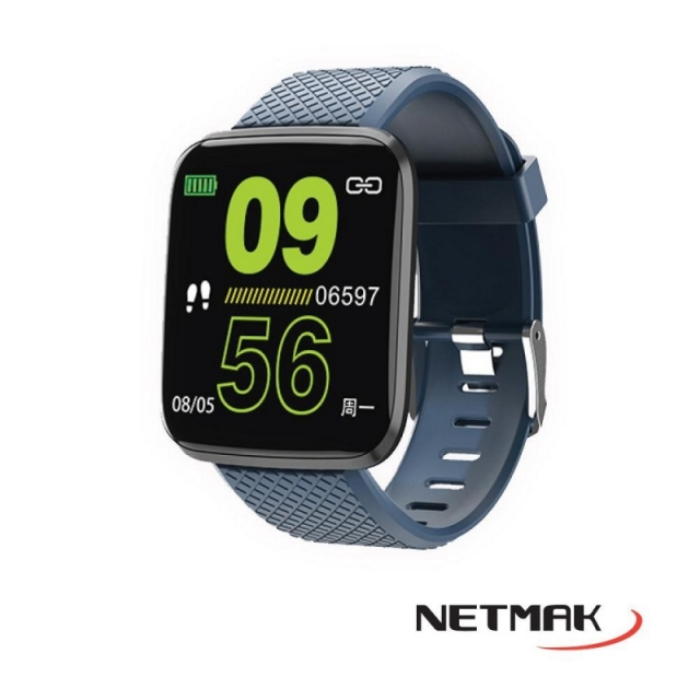 Reloj Smart Band Bluu (6483)