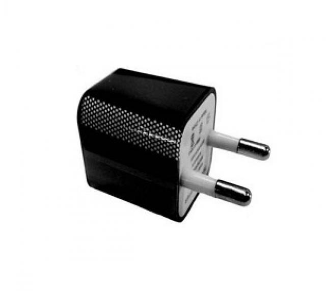 Cargador pared 220w a 1USB 1 de 1A (2305)