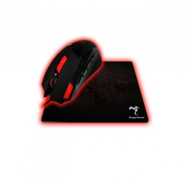 Mouse + pad gaming KGK-251 Scorpion (5403)