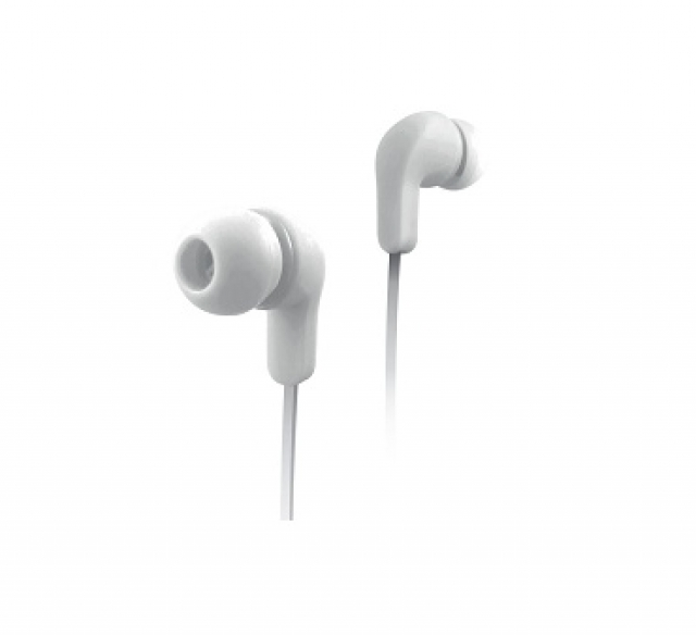 AURICULARES INOVA SUPER BASS AUR-018 BLANCO 3.5mm (1167)