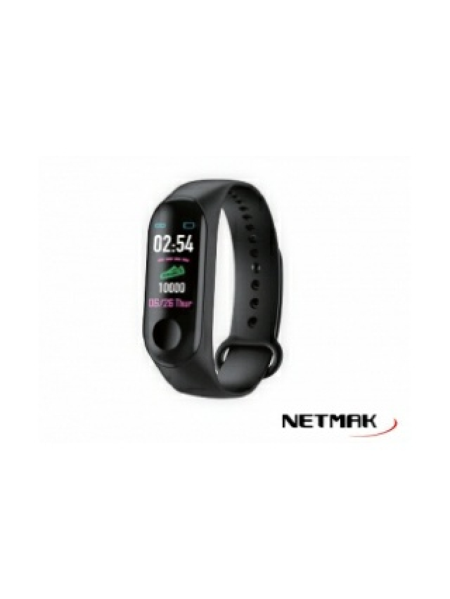 Reloj Smart Fitness Bluetooth 4,0 NM-FIT (5760)