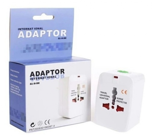 ADAPTADOR UNIVERSAL ALL IN ONE ( 4317)