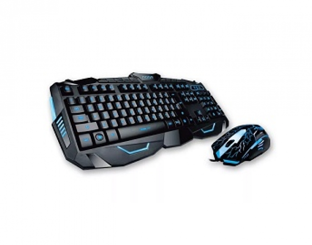 Teclado + Mouse gamer IT2 retroiluminado (5155)