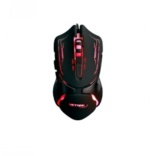 Mouse Gamer retroilum MN-FURY (3448)