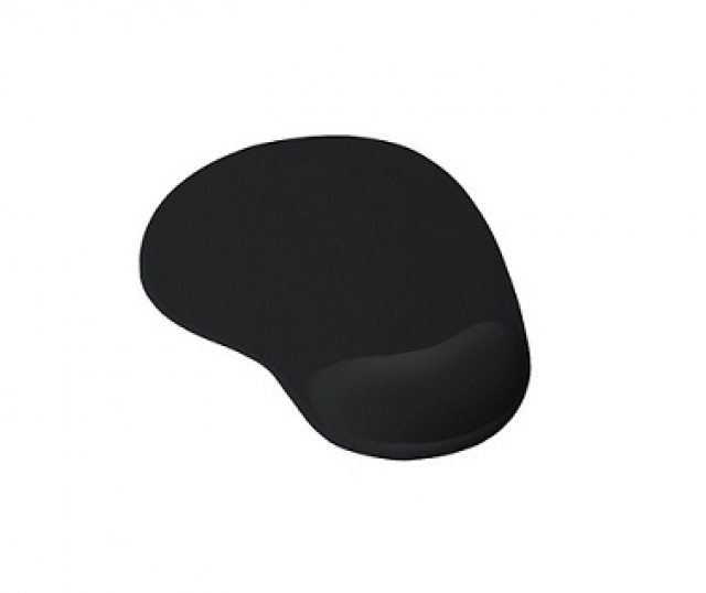 Mouse pad gel negro NM-PGEL negro (5324)