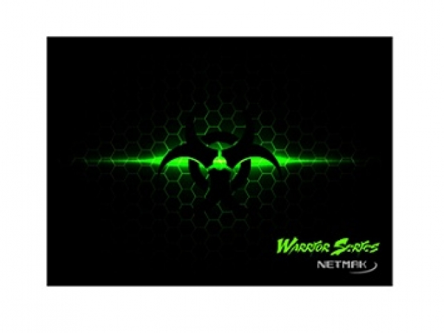 Pad Mouse Gamer RISK 35x25 cm verde (3495)
