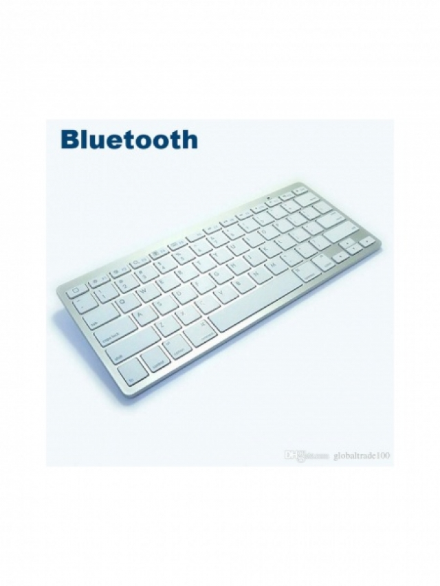 Teclado Bluetooth 3.0 Pc,mac,ipad,iphone,android Inalambrico (5600)